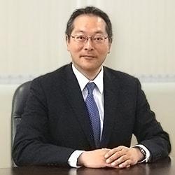 代表取締役社長 矢野良一 写真