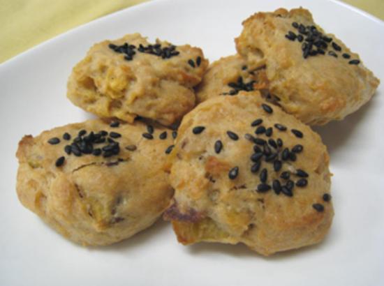 さつま芋のクッキー