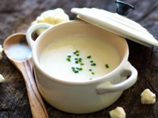 カリフラ ポタージュスープ